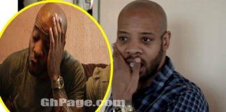 Sad: Junior Agogo Suffered Stroke and the football Star now struggles to speak (Video