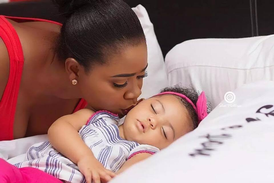 15 Ghanaian celebrities whose kids are killing us with cuteness (Photos)