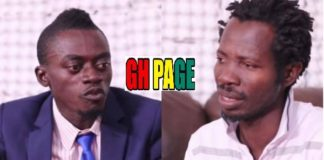 """Video: """"We are Sorry"""" -LilWin and fetish priest finally explain the """"diss"""" song to Kwaku Manu, Brobbey & Jill"""