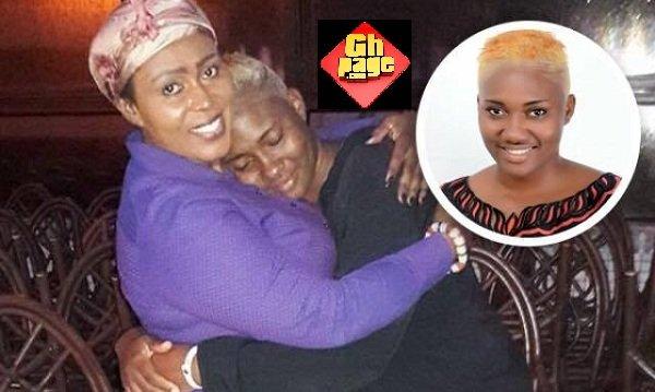 [Photos] Dpt MASLOC boss visits Abena Korkor - Claims Korkor doesn't remember anything she said