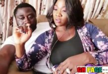 Video: Mercy Johnson Gets all romantic as She Sings A Love Song For her husband (Watch)