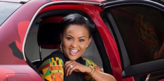 Pretty!: Nana Ama McBrown Looking Stunning In New PHOTOS -She Is Amazingly Beautiful