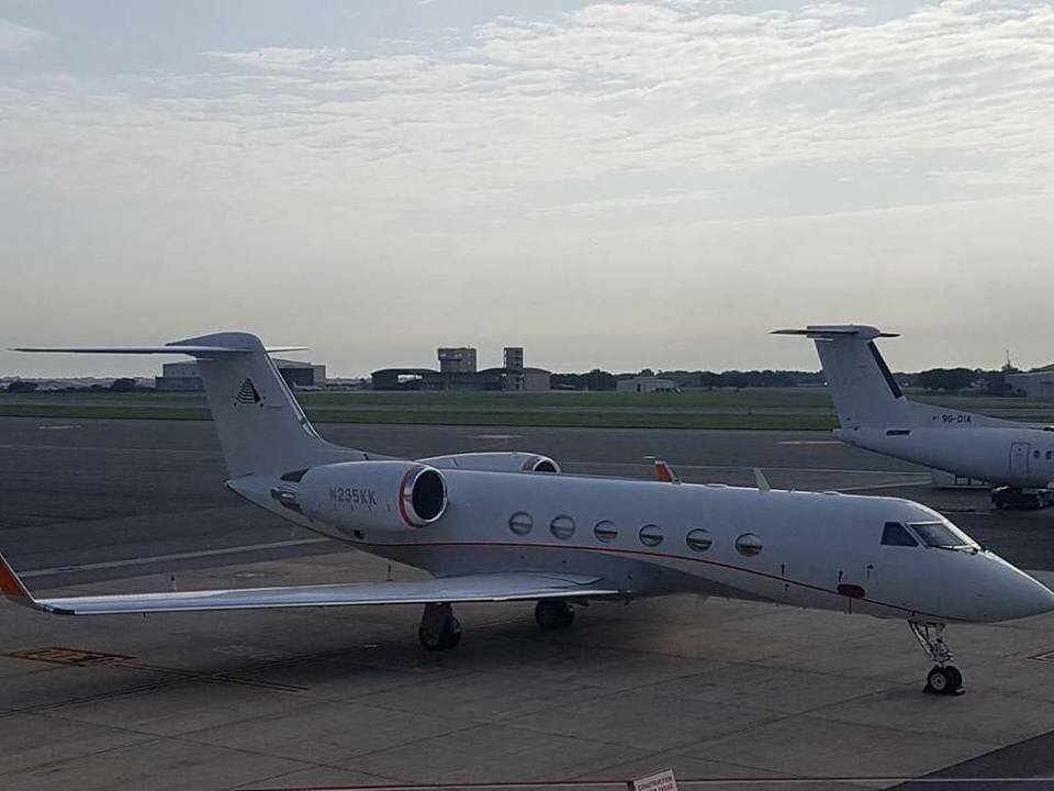 Media Amp Menzgold Buys A 665 Million Gulfstream G650 ER Private Jet