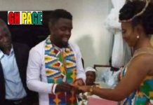 Hiplife Artist Nero X Secretly Weds His UK Based Girlfriend [PHOTOS]
