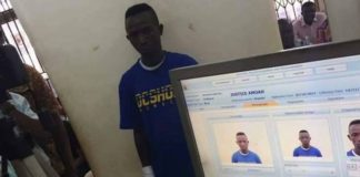 """""""One Corner"""" hitmaker Patapaa Amisty Preparing A Passport To Travel Abroad for the first time(Photo)"""