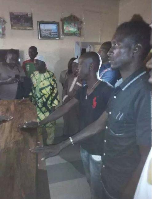 Former Kotoko and Hearts Burkinabé goalkeeper Soulama Abdoulaye buried today