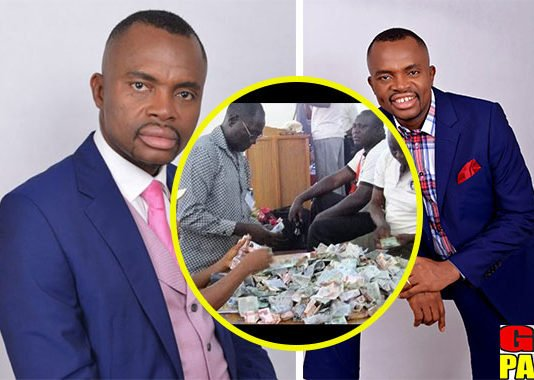 """Video: """"It is a sin to pay or receive tithes"""" — Pastor Chris Ojigbani"""