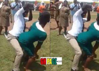 Trainee Nurses Dance To 'One Corner' After their Allowances were restored (Video)