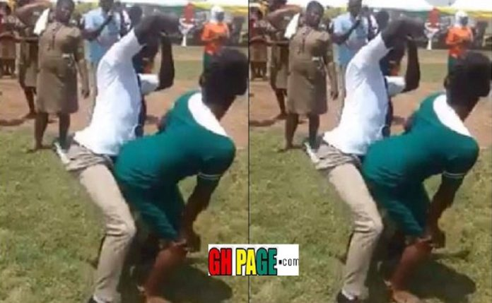 Trainee Nurses Dance To 'One Corner' After their Allowances were restored (Video)