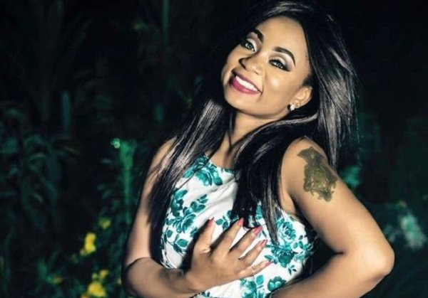 There Is Nothing Wrong With Being A Lezbian - Vicky Zugah