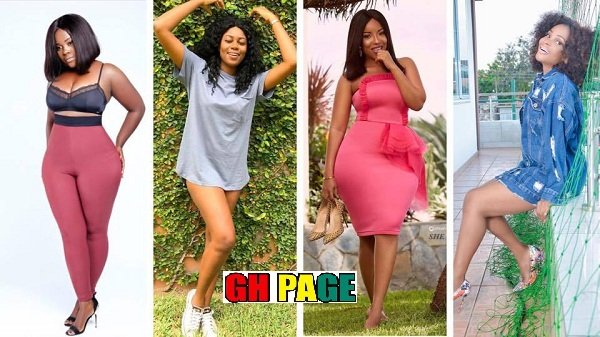 Kaakie putting her ass & boobs on display, Yvonne Nelson showing her long legs, Dumas glowing in Pink; See photos of Mcbrown, Dumelo, Jackie Appiah & others
