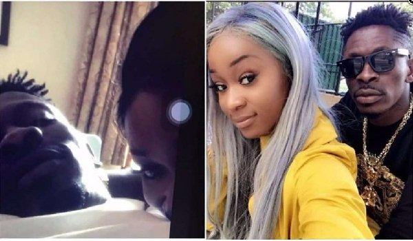 """Common Shatta Wale Sef Chop You"" – US Based Ghanaian Drops More Secrets About Efia Odo"