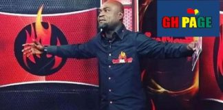 Policemen steps in to stop Countryman Songo from hosting 'Fire for Fire'