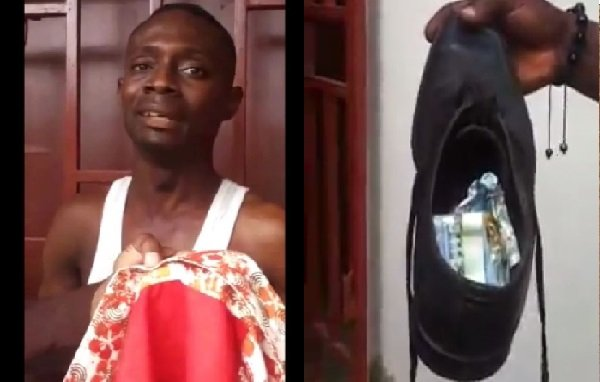Thief Arrested By Church Members