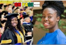 Ghana's 27 year old PhD Holder