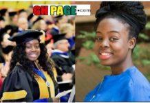 Ghana's 27 year old PhD Holder