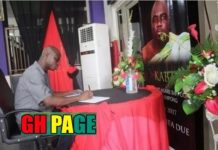 """I Promised KABA Some Tubers Of Yam"""" - Abronye DC Grief Statement"""