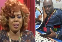 Afia Schwarzenegger Shows Grief over KABA's Death