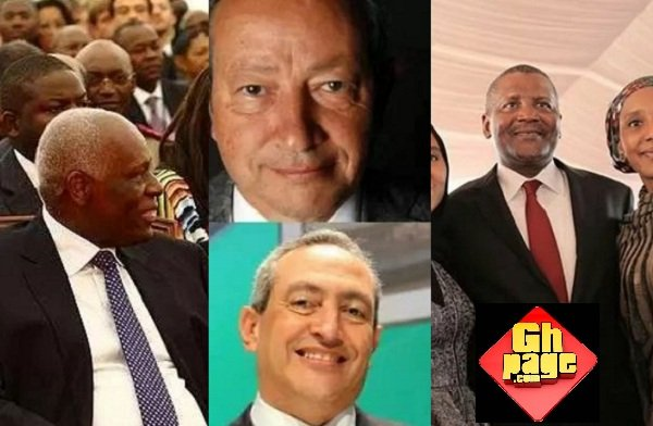 Discovered! These Are The Richest And Most Influencial Families In Africa With Photos