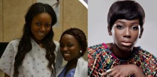 Ama K. Abebrese Blasts Blogger For Calling Yvonne Nelson's Baby An 'ugly bastard'.