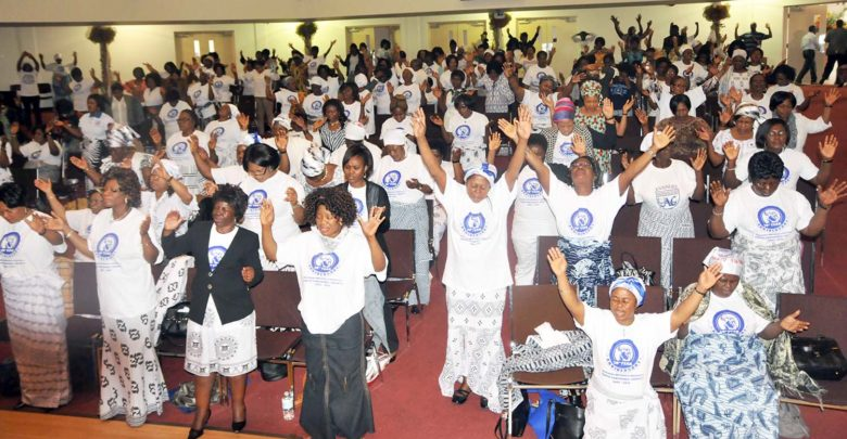 The Top 5 Ghanaian Churches With The Most Beautiful Girls