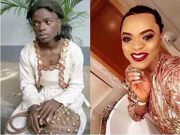 Wow Check Out Before And After Photos Of Bobrisky That