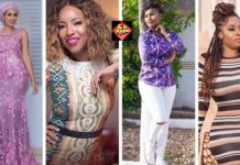 Dumas sizzling, Mcbrown's classic pose, Moesha looking sexy To Juliet Ibrahim with boo - See photos from Jackie, Ebony, & other celebs