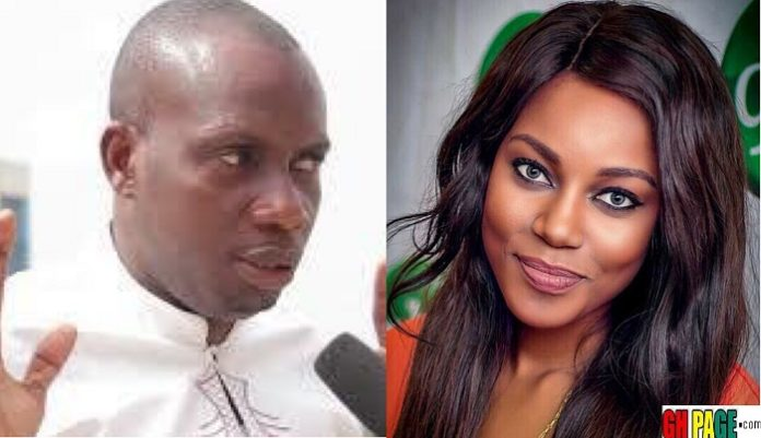 Video: Counsellor Lutterodt Blasts Yvonne Nelson for having baby out of wedlock