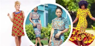 Photos: 7 African Print That Are Perfect Fit For Church