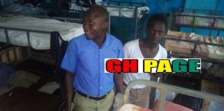 DCE disguises himself as free SHS student to assess quality of policy [Photo]