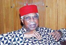 Former Nigerian Vice President, Dr. Alex Ekwueme Dies At 85