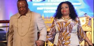 Duncan Williams Has Been A Blessing To Me Since Marriage- Lady Rosa