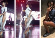 Ebony performed at the 4syte Music Video Awards
