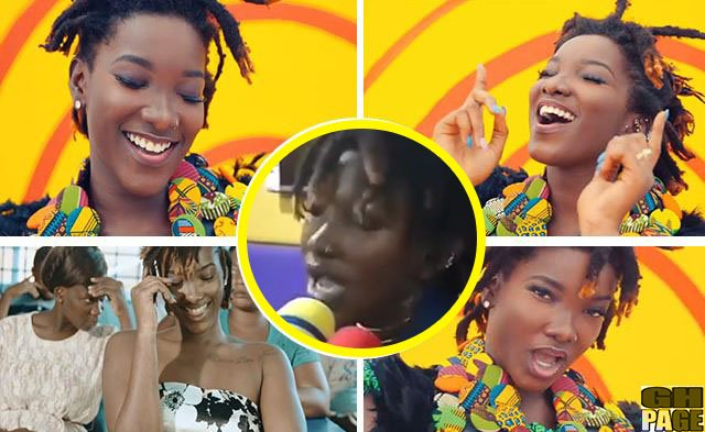 Video: Ebony Reigns Rendition of Evang. Diana Asamoah's worship Song will put you in the spirit