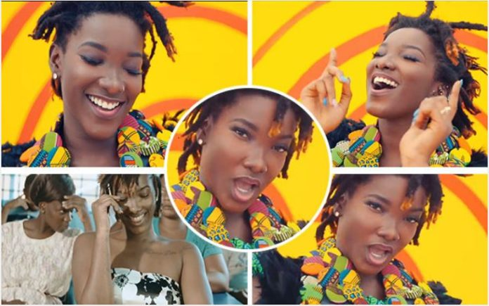 S3xy Photos From Ebony Reigns Comes In Lovely Smiles