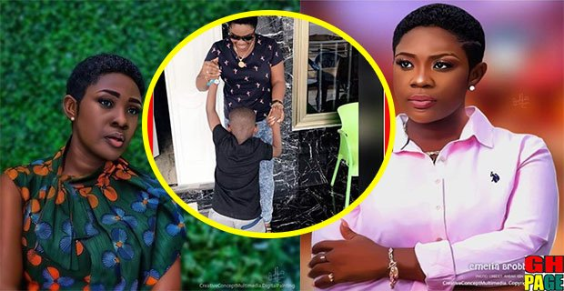 Kumawood actress Emelia Brobbey Tells Her Sad Story Of How