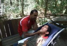 Meet The Father Who Helps His Disabled 30year Old Son M*sturbate (Photos)
