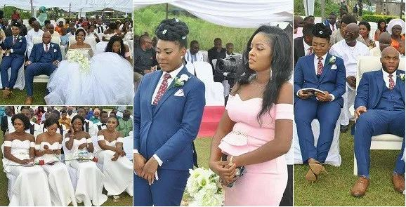 Female Best Man Steals The Show At Her Brother S Wedding