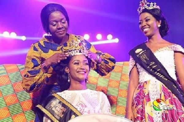 Zeinab Wins 2017 Ghana's Most Beautiful