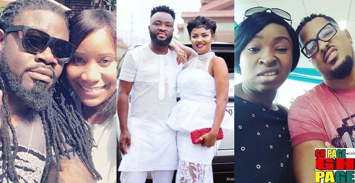 Ghanaian male celebrities who married older women