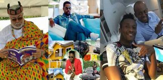 Photos: Top Seven Ghanaians With No University Degree But Are Rich