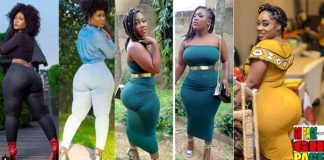 Meet the Ghanaian Women That Rose To InstaFame Using Their Big Curvy Bottoms(Photos)