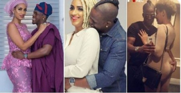 Juliet Ibrahim And Iceberg Slim Reportedly Got Married Secretly Yesterday(Photos)