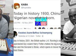 Here's what KABA posted on his social media handles just a day before his death