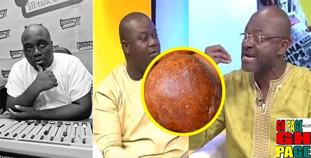 You laugh if I describe your face as 'bofrot'; check your health - Kennedy Agyapong to omanhene in reaction to KABA's death