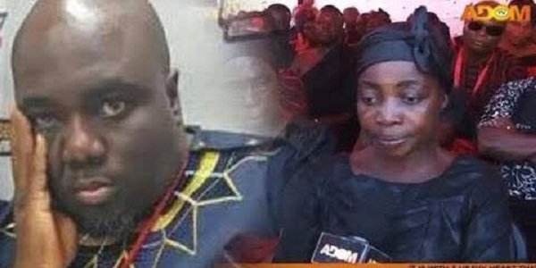 Video: KABA's Mother Looks Calm But Broken-Hearted- Says She Leaves All To God