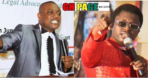 Prophet Opambour Steals Lawyer Ampaw's Girlfriend