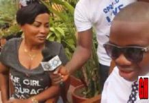 Visually impaired Christian Morgan got a big surprise from Nana Ama McBrown [Video]