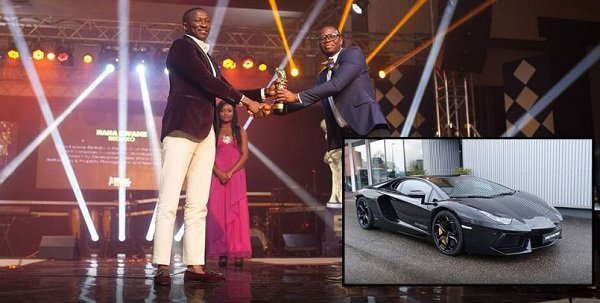 [Video] - Meet The Young Ghanaian Millionaire Who Bought Cristiano Ronaldo's Lamborghini Car