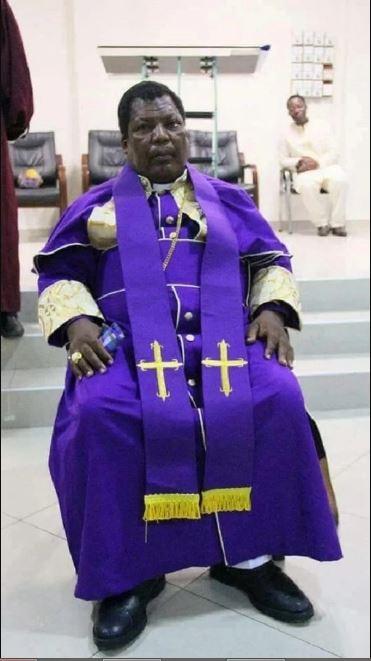 Papa Nii Ordained As An Apostle
